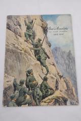 Rare Vintage 1957 Book Eroi E Bandiere Sui Monti Vicentini 1915-1918