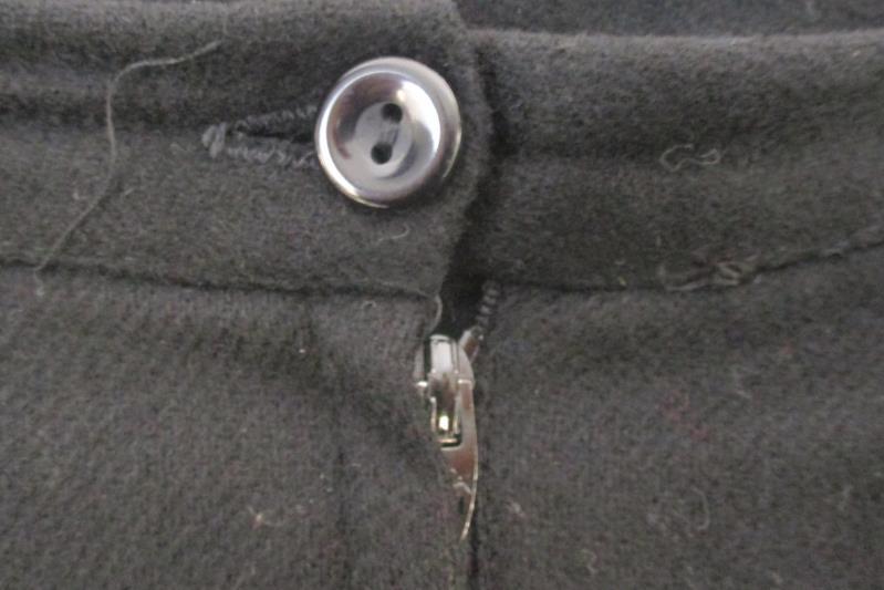 Michele Women's Black Pure Wool Career Suit Skirt Midi Straight Sz 15 16
