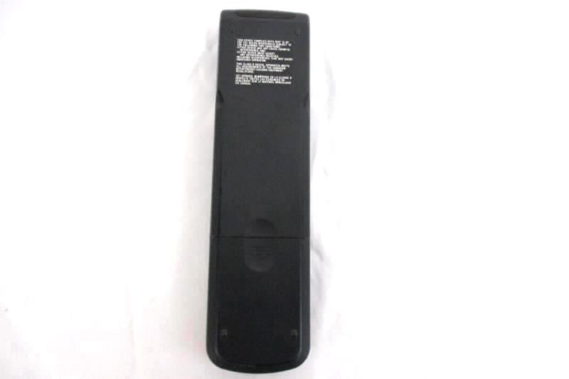 Sony DVD TV Remote Replacement Remote Model RMTD109A Black
