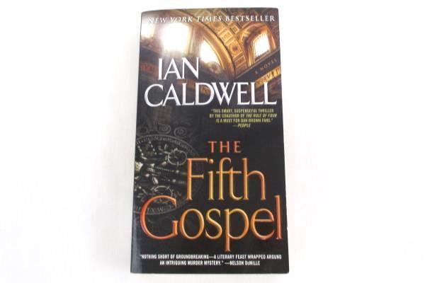 Lot of 2 Crime/Mystery Novels Books Stieg Larsson Ian Caldwell