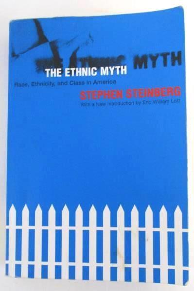 Lot of 2 Cultural/Race/Ethnicity Novels Books Stephen Steinberg William Faulkner