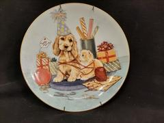 1989 Hamilton Plate All Wrapped up Mixed Company Pam Cooper Collection
