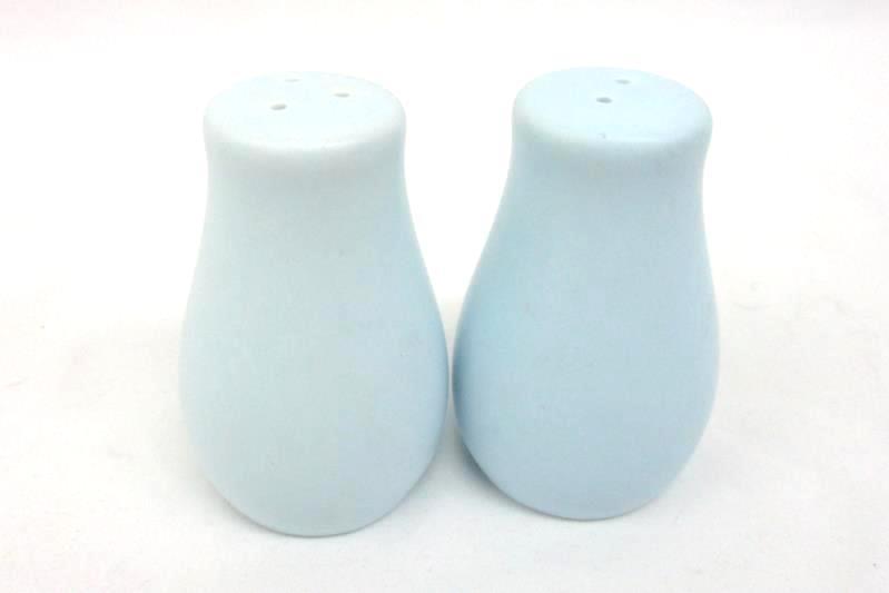 Blue Souvenir Branson Missouri Salt And Pepper Shakers