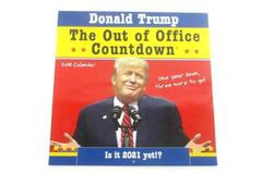 2018 Donald Trump Out Of Office Countdown Calendar