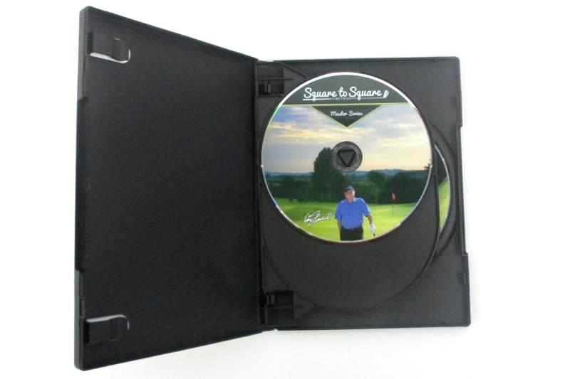 2012 DVD Square to Square Method - Masters Series with Doug Tewell PGA Champion