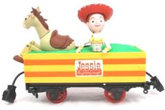 Thinkway Toys Vtg Disney Pixar Toy Story 2 Jessie Train Track Car Replacement