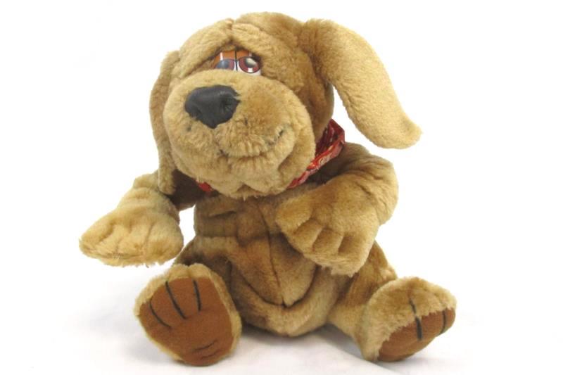 Grand Ole Opry Ole Blue Hound Dog Official Mascot Opryland USA Stuffed Plush
