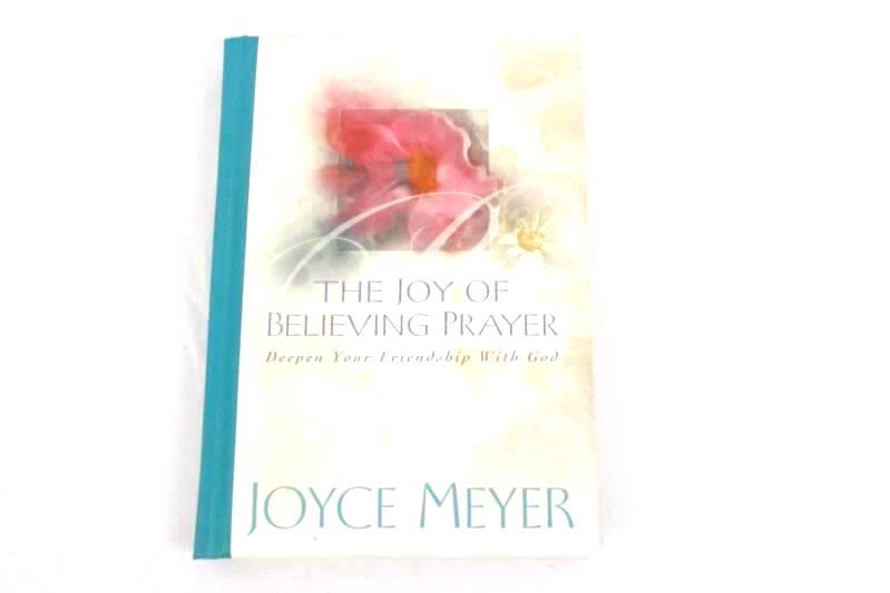 Lot of 3 Women's Lifestyle Books Joyce Meyer Zondervan Laughter For The Joy Of