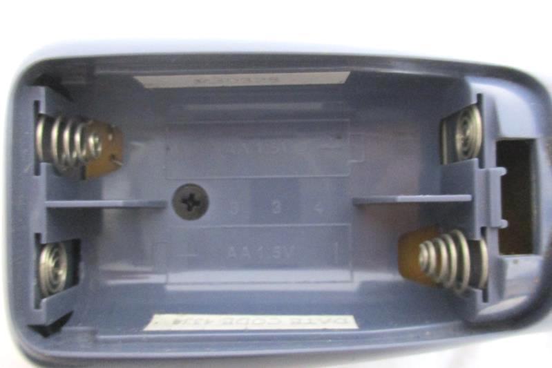 Jensen Universal 3 Remote Control Replacement JR300 Multi Function Gray