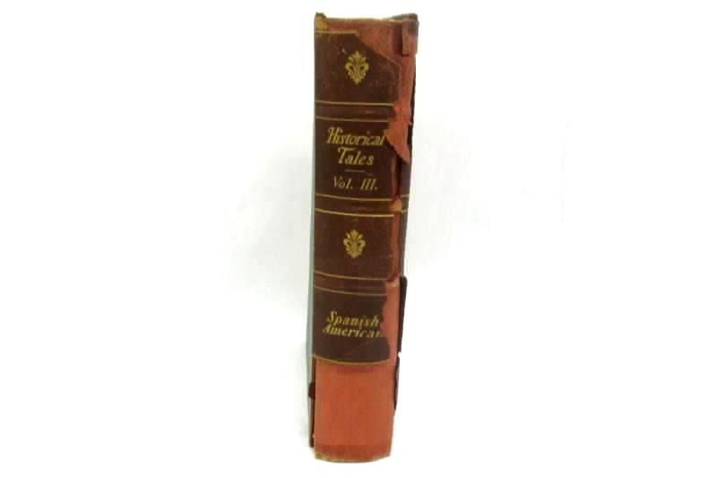 Angelus University Textbook Historical Tales Volume III Spanish America 1908