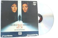 Black Widow 1987 Laserdisc 20th Century Fox CBS Extended Play Winger Russell