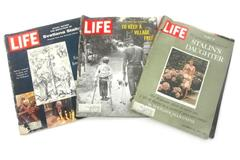 Lot Of 3 Issues of Life Magazine Dated March 24 August 25 September 22 1967