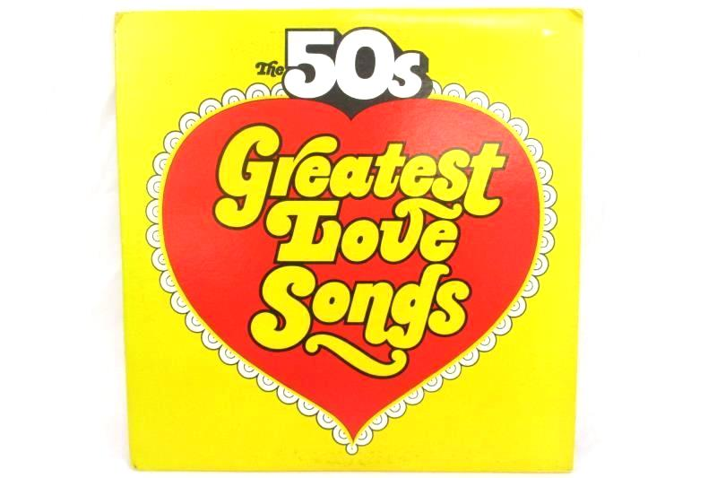 50s Greatest Love Songs Golden Hits To Remember Vinyl 2xLP Record Set Columbia
