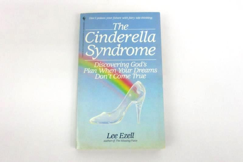 The Cinderella Syndrome by Lee Ezell 1988 Autographed Paperback