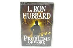 L Ron Hubbard The Problems Of Work 3 CD Set Sealed