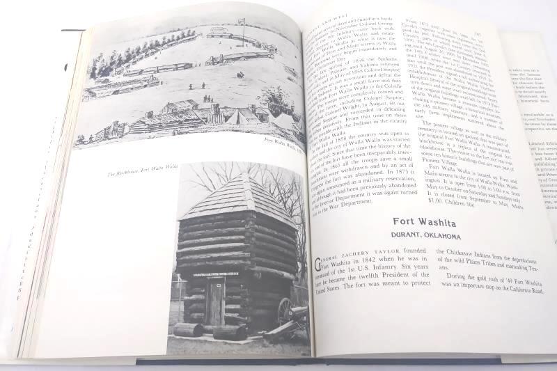 Citadels, Ramparts & Stockades By Irvin Haas 1st Edition Hardcover DJ 1979