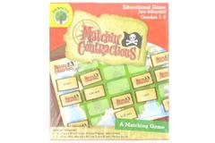 Teaching Tree Matchin Contractions Pirate Matching Game Grades 1 To 3 Sealed