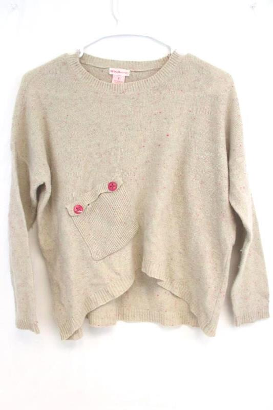 Lot of 3 Girl's Size 8 M Tops Sweater Our Generation Epic Threads Design History