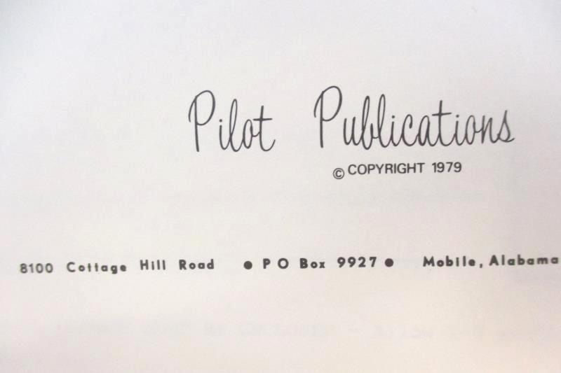 Vintage Pilot's Bahamas Aviation Guide by Dale RA Cady 1980 Spiral Bound