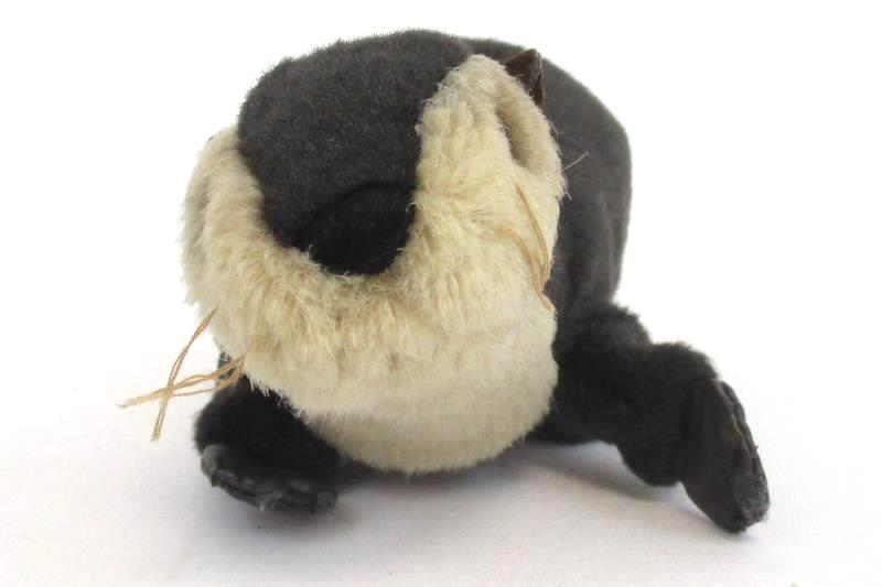 Folkmanis Mini River Otter Finger Puppet Pretend Play Plush Toy 9 Inch Plush