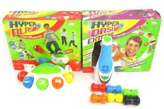 Lot of 2 Hyper Dash Extreme 2010 and Hyper Blast 2008 Wild Planet Childrens Game