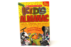 2004 Scholastic Kid's Almanac Fact, Figures and Stats by Georgian Bay