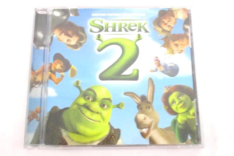 Shrek 2 Original Soundtrack 2004 Cd Dreamworks Records Swedemom