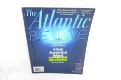 The Atlantic Magazine September 2017 Believe Conspiracy Theories Fake News