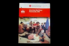 1988 American Red Cross Community CPR Workbook