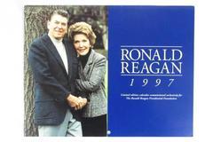 Ronald Reagan Presidential Foundation Calendar 1997 Limited  Edition