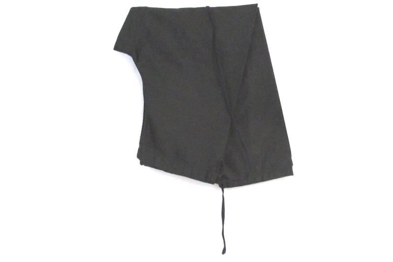 Castello Combat Brand Vintage Black Martial Arts Uniform Set Adults Size 3.5