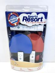 Sakar 5-in-1 Sports Resort Kit for Wii Includes Bow Ping Pong Paddles and Swords