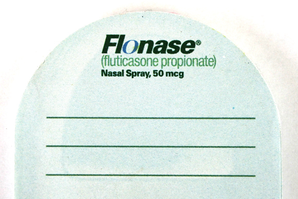 Flonase Pharmaceutical Drug Rep  Sticky Note Tablet - Swedemom