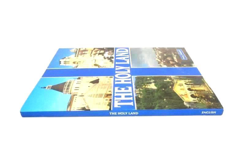 The Holy Land by Fr. Godfrey O.F. M. 2004 Palphot