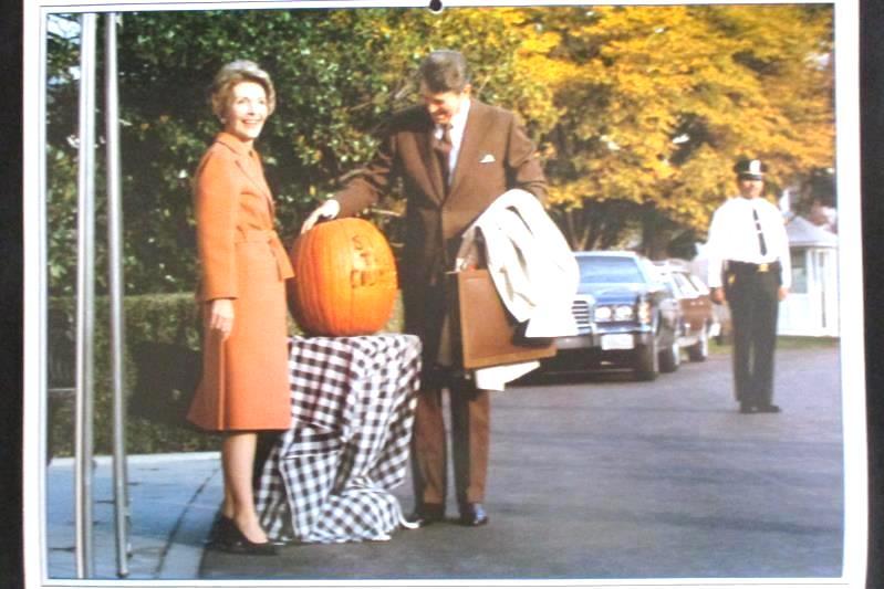 Ronald Reagan Presidential Foundation Calendar 1989
