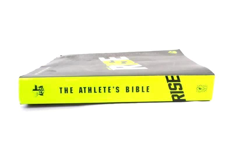 The Athlete's Bible FCA Rise Fellowship of Christian Athletes 2016 Paperback