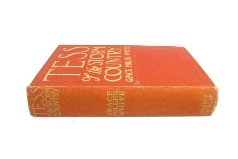 Tess Of The Storm Country by Grace Miller White 1909 Hardcover Grossett & Dunlap
