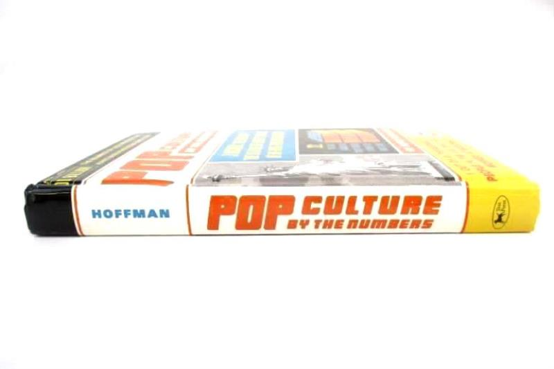 Pop Culture By The Numbers by David Hoffman 2009 Hardcover