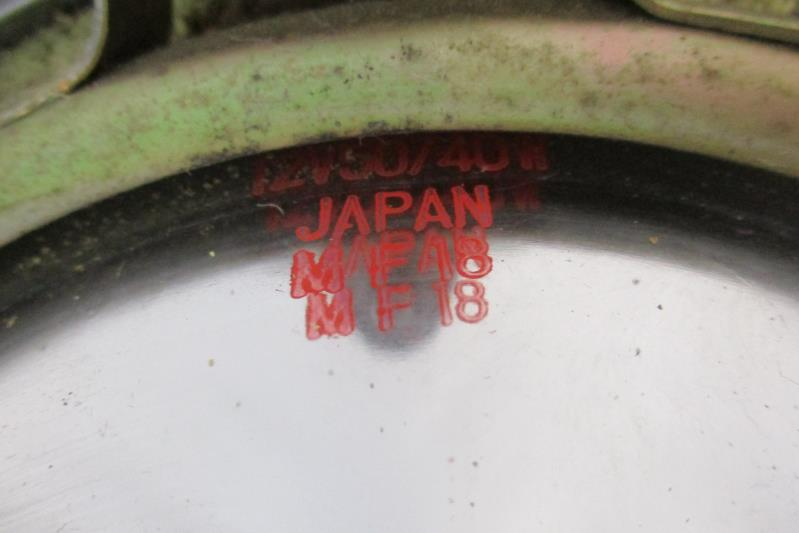 Vintage Motorcycle Headlight HM-13M-S R20 MF18 12V50/40W Japan