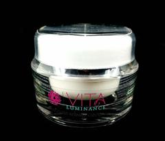 NEW Vita Luminance Ageless Wrinkle Cream New Sealed Glass Jar 1 Ounce Sealed