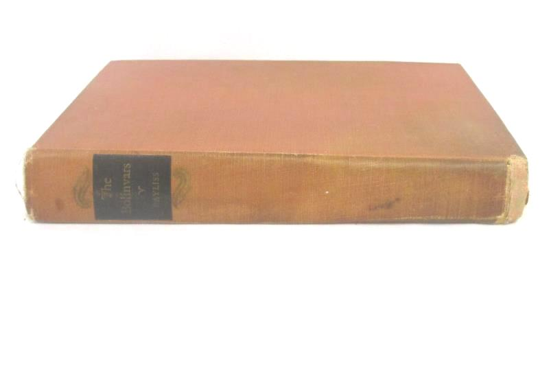 The Bolinvars by Marguerite F Bayliss 1944 Hardcover