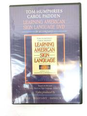 Learning American Sign Language DVD Tom Humphries Carol Padden New Sealed