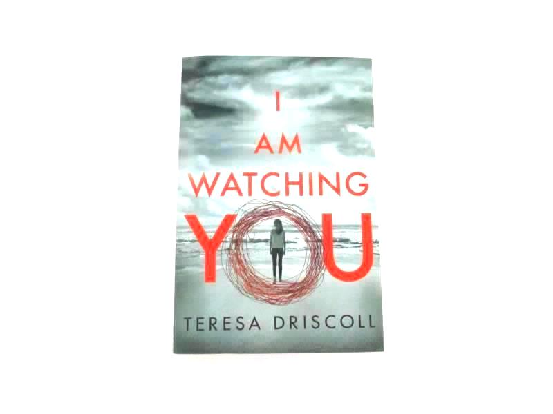 I Am Watching You by Teresa Driscoll 2017 Paperback