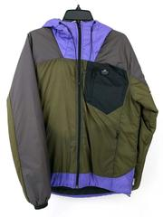 Penfield Fordfields 2 Thermolite Jacket Insulated Zip Up Hood Colorblock Men's M