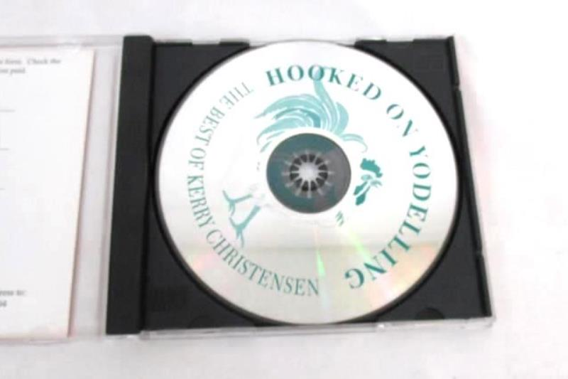 Hooked On Yodeling Best of Kerry Christensen CD 1998 Yodeling Tooth Productions