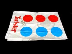 2011 Hasbro TWISTER Game Replacement MAT ONLY