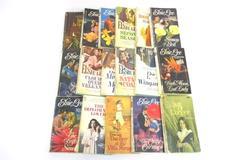 Lot of 17 Vintage Novels by Elsie Lee Gothic Romance Suspense Paperback
