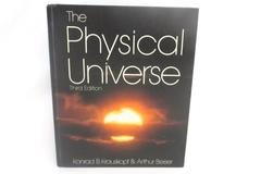 The Physical Universe by Krauskopf & Beiser 1973 Third Ed Hardcover McGraw Hill