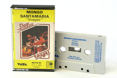 "1980 Mongo Santamaria ""Images"" Cassette Tape MCVS92 Vaya Stereo"