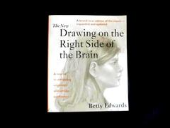 The New Drawing on the Right Side of the Brain by Betty Edwards 1999 Paperback